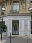 Золотой треугольник Парижа- дома высокой моды, Диор