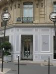 Золотой треугольник Парижа- дома высокой моды,Диор