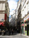 Парижская улочка, каких много