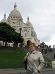 Я у Сакре-Кер на Монмартре